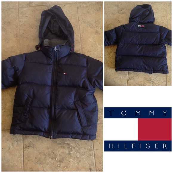 5575eab5 Tommy Hilfiger Jackets & Coats | Boys Down Jacket | Poshmark